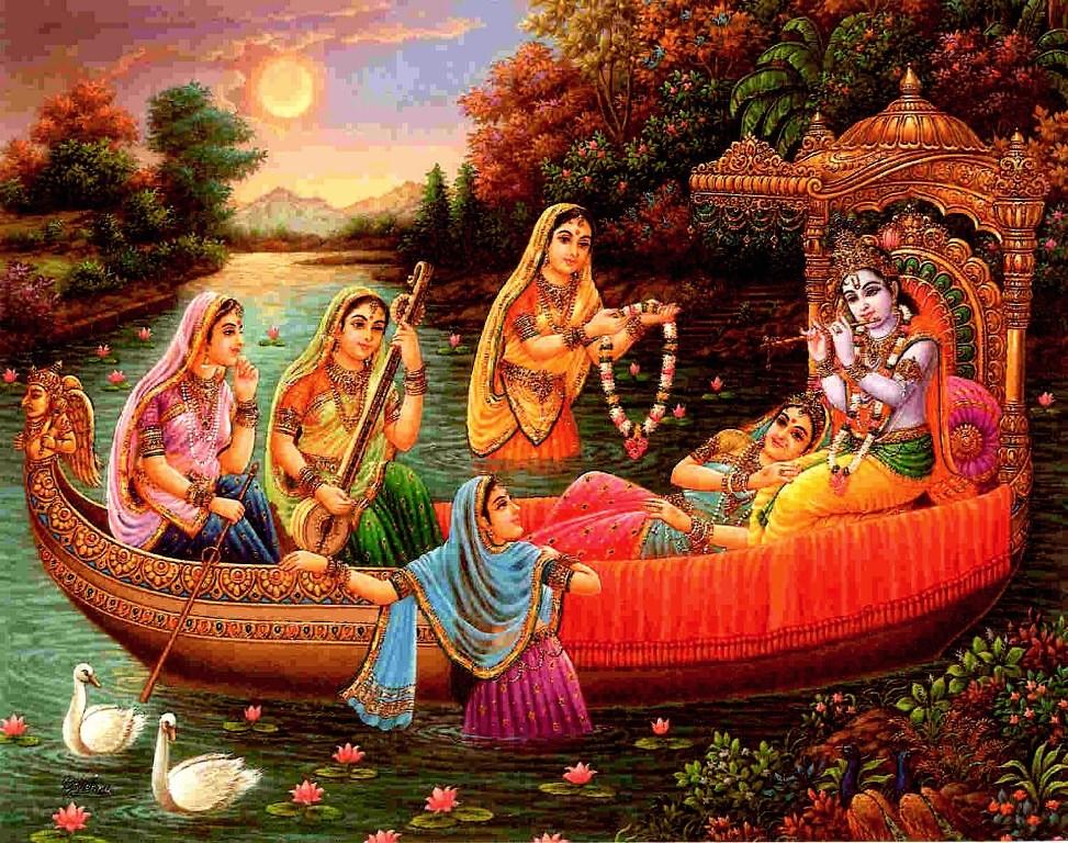 Meditaciones Sobre El Bhakti Yoga